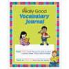 Vocabulary Jumbo Journals - Primary