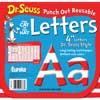 Dr. Seuss™ Punch-Out Reusable Letters