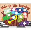 Numeracy Center-In-A-Bag : Matching Ants In The Laundry