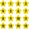 Carpet Mark-Its™ - Numbers Through 25
