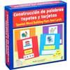 ConstrucciA³n de palabras Tapetes y tarjetas (Spanish Word Building Mats And Cards)