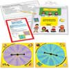 Comprehension Spin and Respond Really Good Literacy Center™