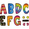 "Poppin' Patterns® 7"" Designer Letters"