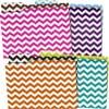 Chevron File Folders - Assorted Colors