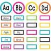 Polka Dots Word Wall Bulletin Board Set