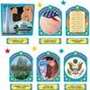 Patriotic Symbols Bulletin Board Set