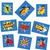 Super Power Prize Pack Stickers