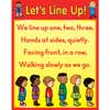 Let's Line Up! Poster