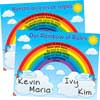 Our Rainbow Of Rules Poster - English/Spanish
