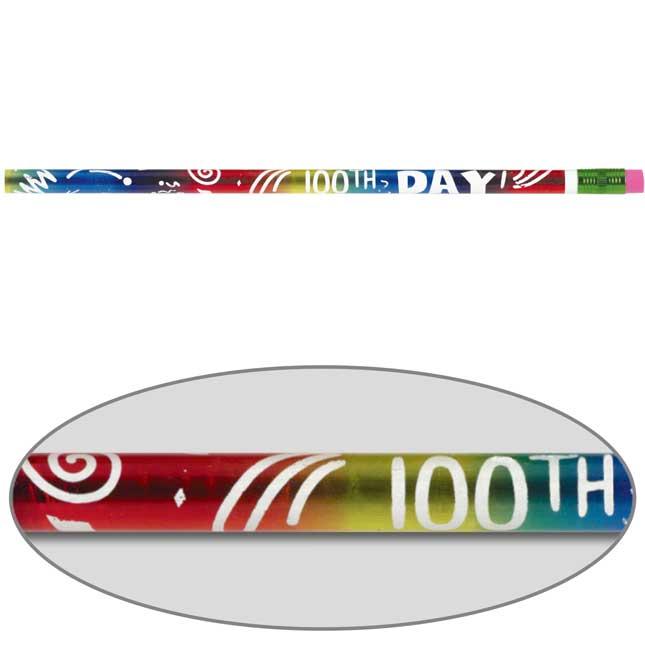 100th Day Pencil