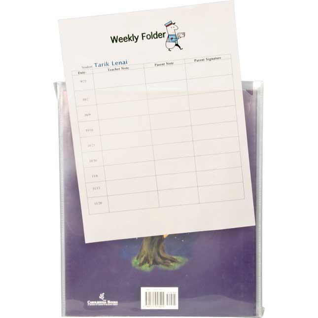Student Take-Home Envelopes