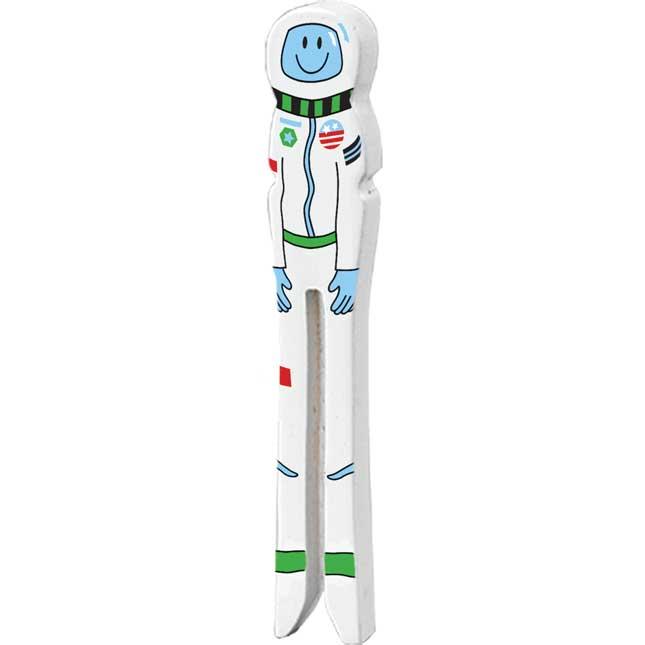 Teacher's Spaceman