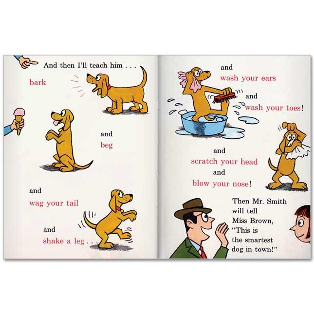 I'll Teach My Dog 100 Words Book