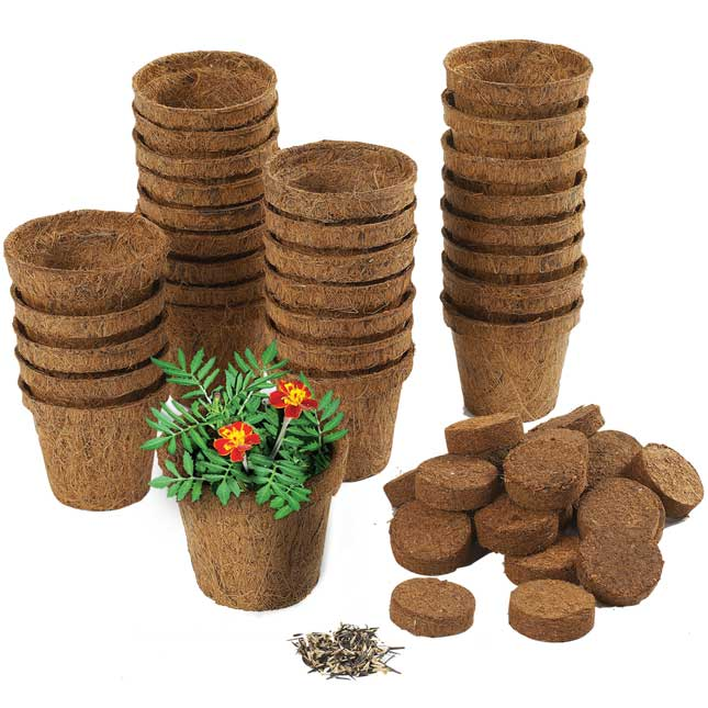 Wonder Soil Classroom Gardening Kit