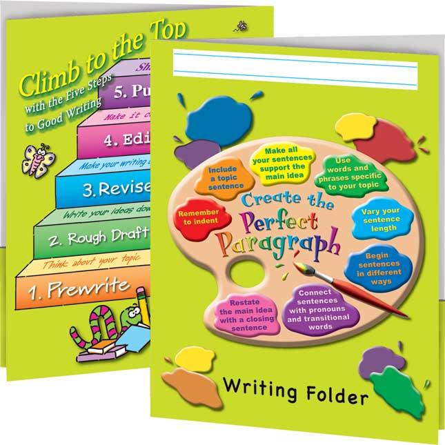 Writing Folder - Intermediate