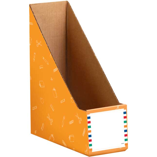 """Store More® Book Holders 11¾"""" Tall - Set of 4"""