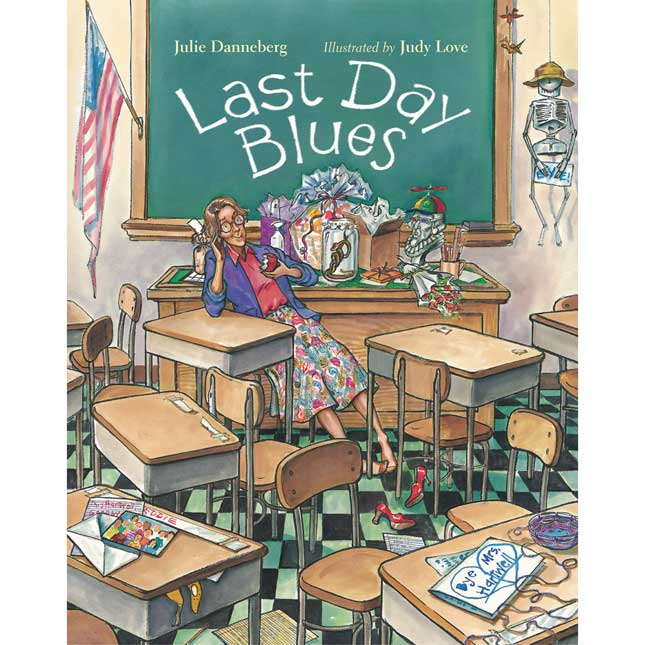 Last Day Blues Book