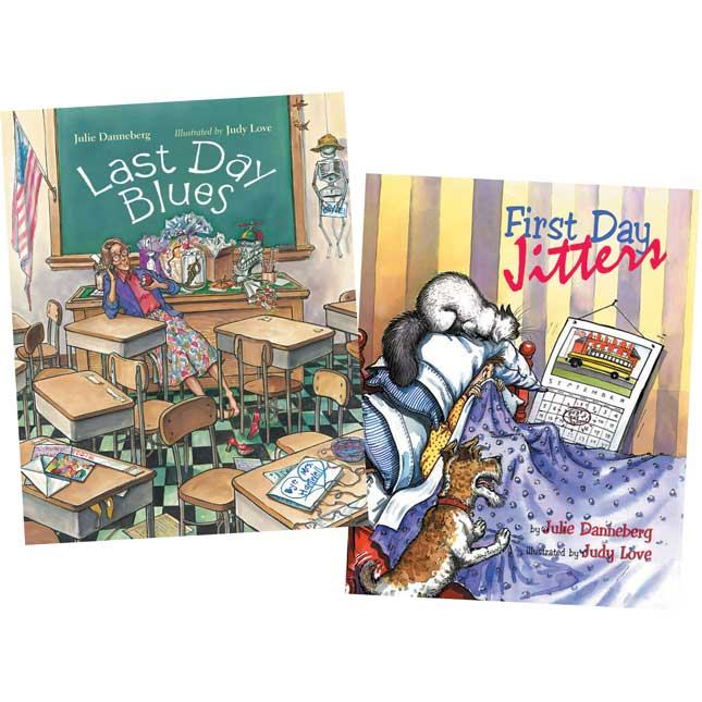 First And Last Day Book Set - Grades K-3