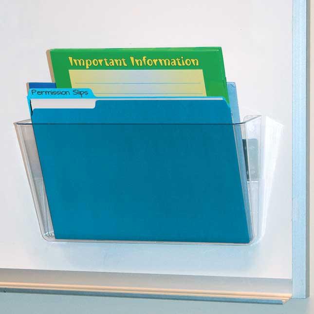Letter Size Magnetic File Pocket