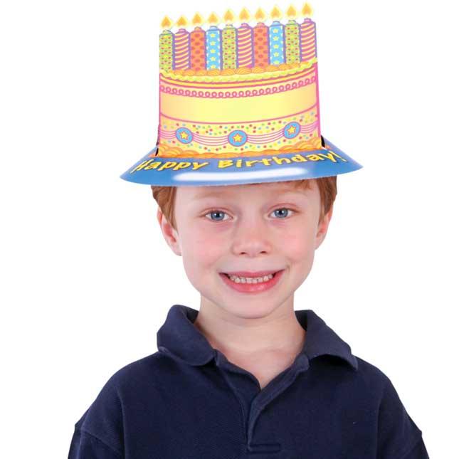 Birthday Cake Hat