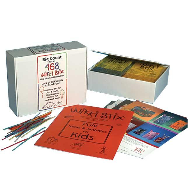 Wikki Stix® Big Box