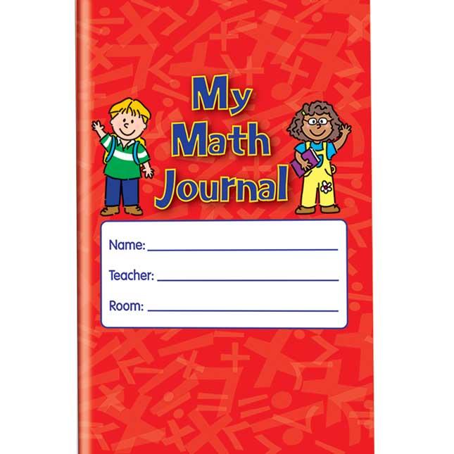 My Math Journal Set - Primary