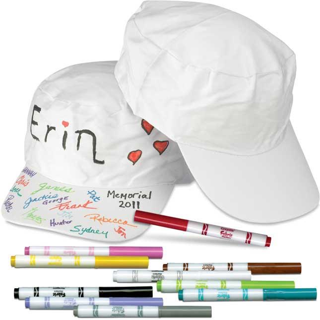 Autograph Cap Kit