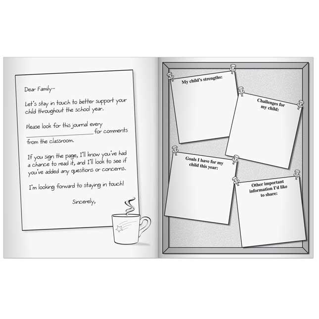 Parent-Teacher Communication Journals