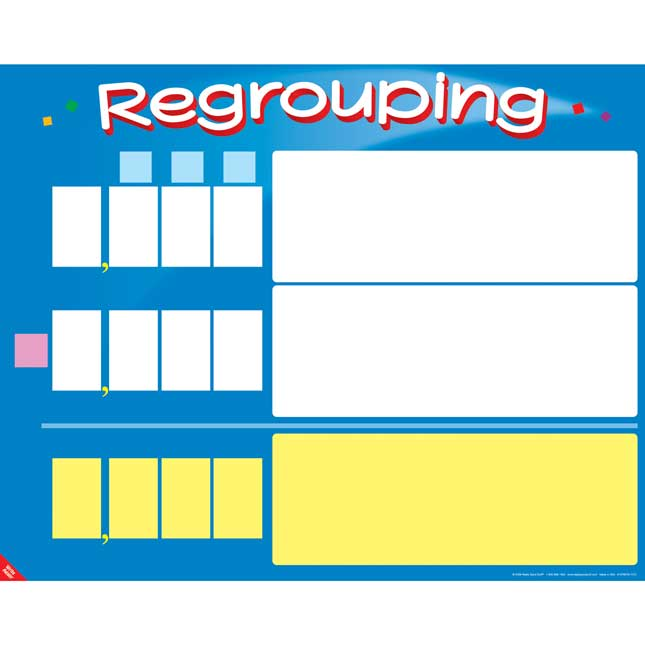 Regrouping Poster And Magnets Set