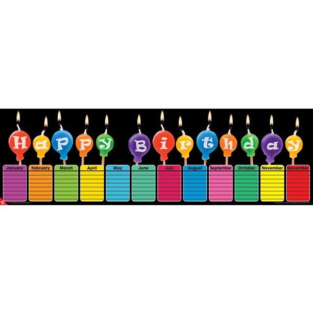 Happy Birthday! Banner