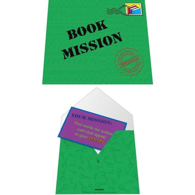 Book Mission Kit