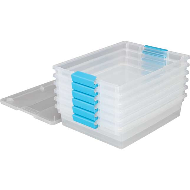 Group-Materials Stackable Trays