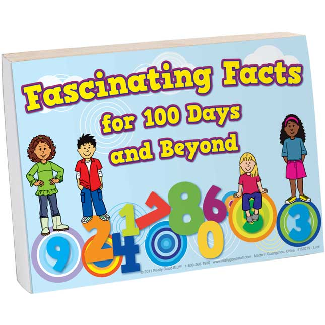 Fascinating Facts For 100 Days And Beyond