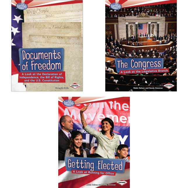 How Does Government Work? 6-Book Set