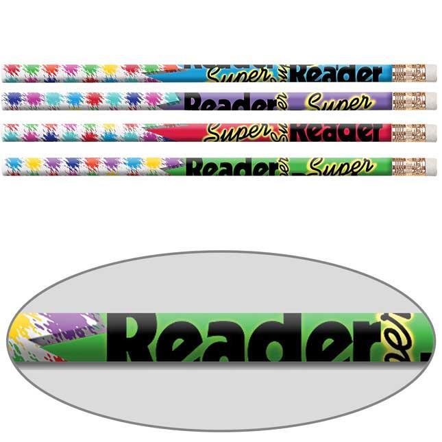 Super Reader Pencils