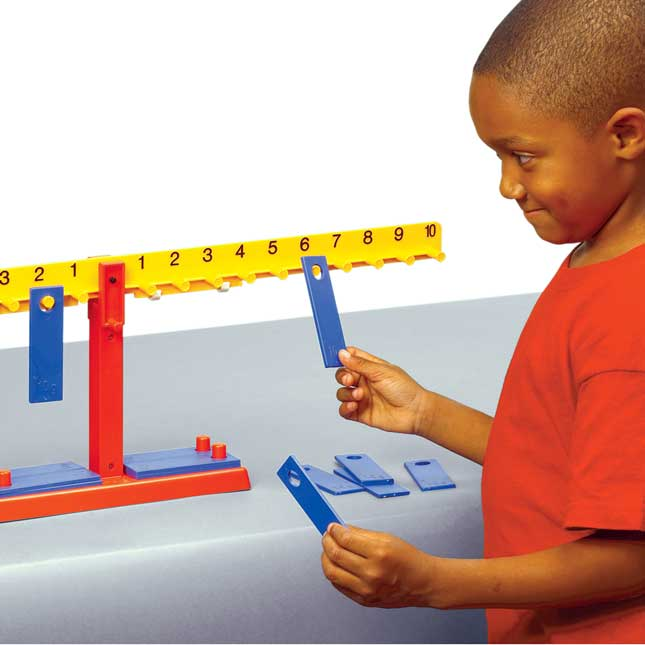 Number Balance Scale