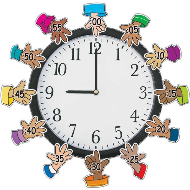 Mini Helping Hands Around The Clock
