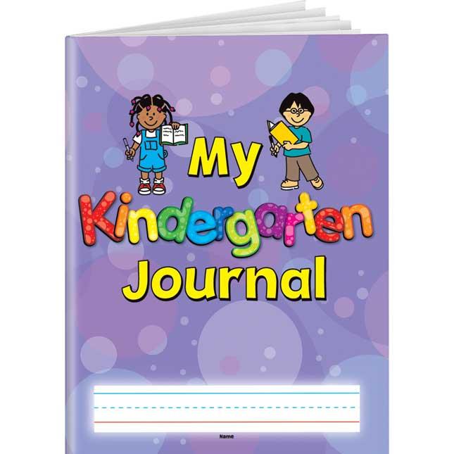 My Kindergarten Journal - Set of 12