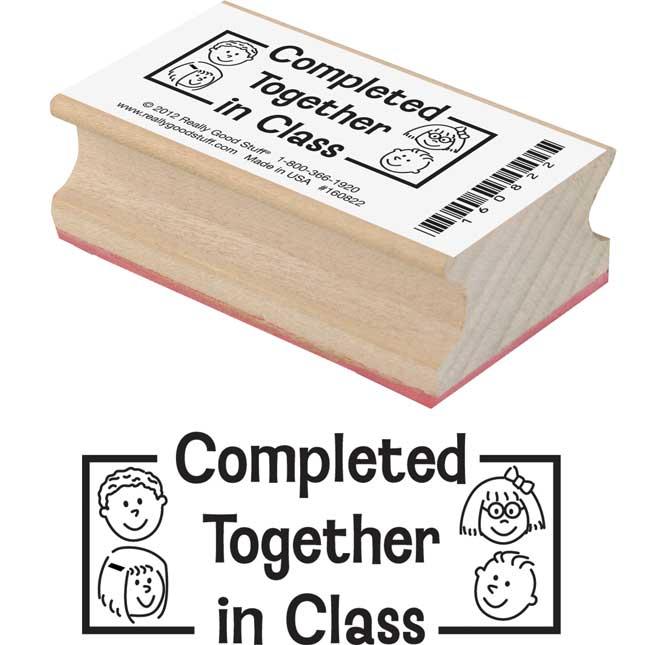 Rubber Stamp Kit
