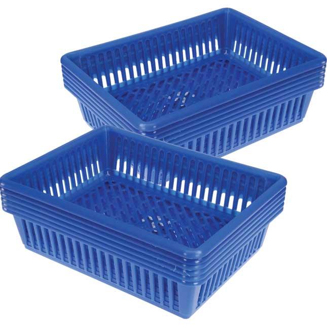 Oversized Paper And Folder Baskets - 144 Pack