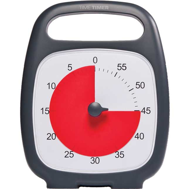 """7"""" Audible Time Timer® Plus"""