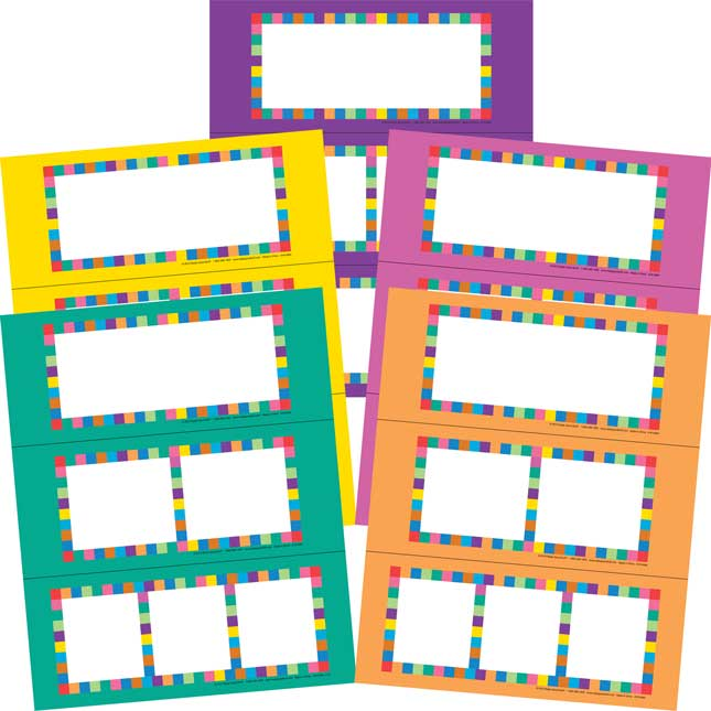 Programmable Clip 'N' Track Pocket Chart™
