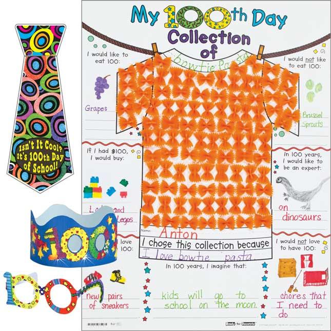 Super 100th Day Classroom Kit