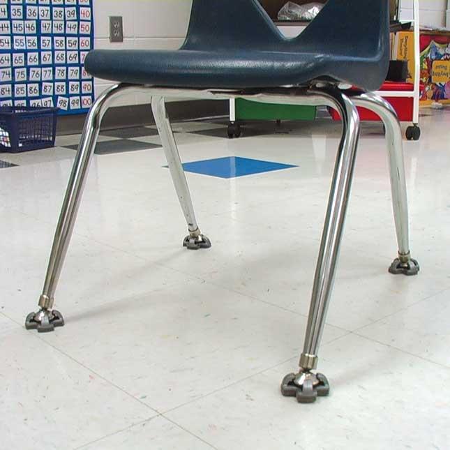 Fuzzy Feet Chair Glides® - Set Of 144