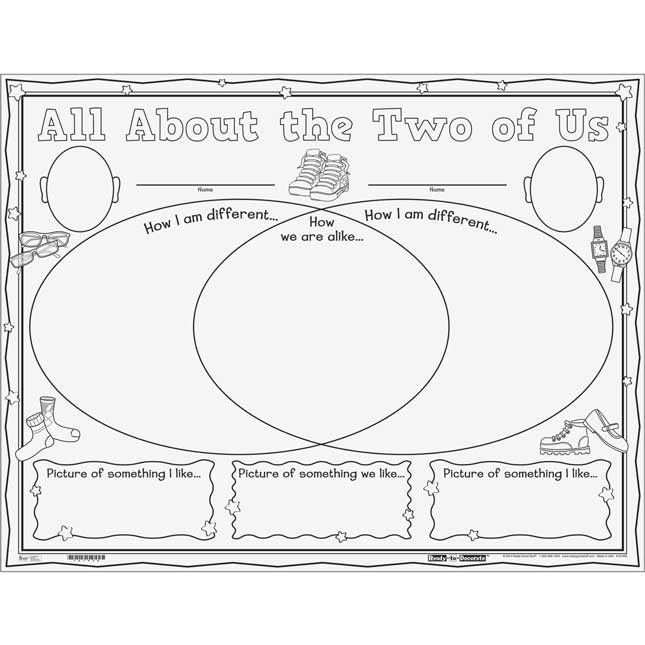 Ready-To-Decorate® All About The Two Of Us Posters