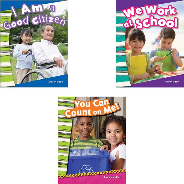 Citizenship And Responsibility 6-Book Set