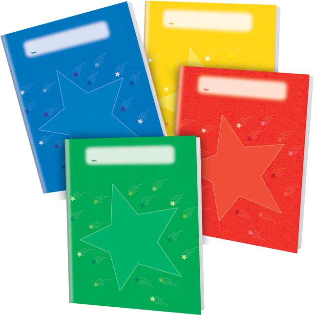 Group-Color Journals - Primary