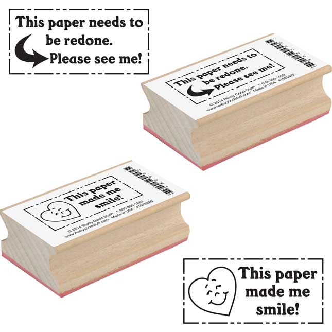 This Paper. . . Rubber Stamp Set