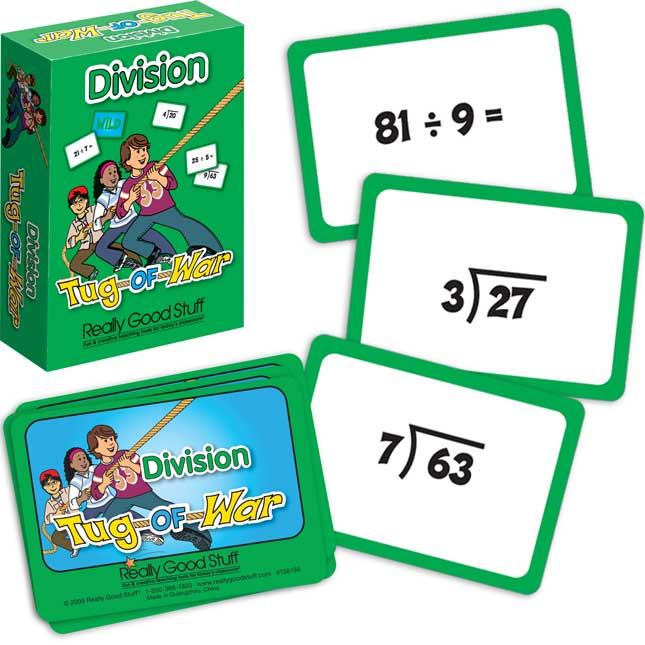 Multiplication And Division Classroom Kit