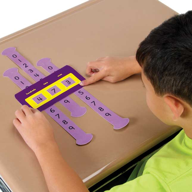 Slide And Learn™ Place Value - Primary